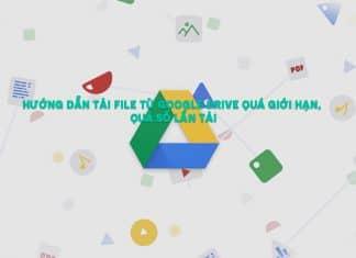 Tai File Tu Google