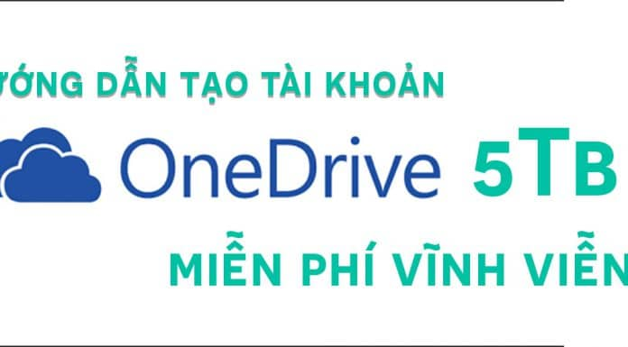 Huong Dan To One Drive Mien Phi