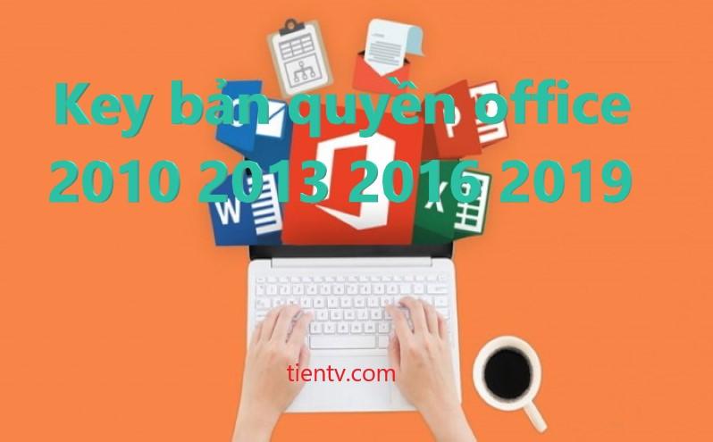 Office Bản Quyền 2019