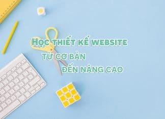 Hướng Dẫn Thiết Kế Website Cho Người Mới