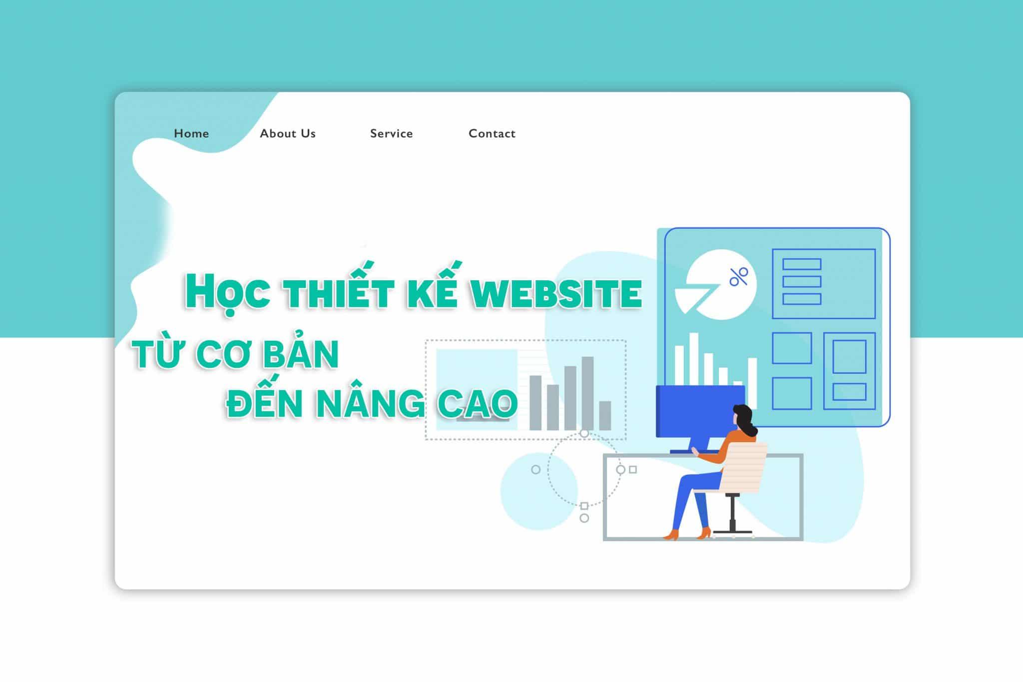 Hoc Thiet Ke Website Tu Co Ban Den Nang Cao