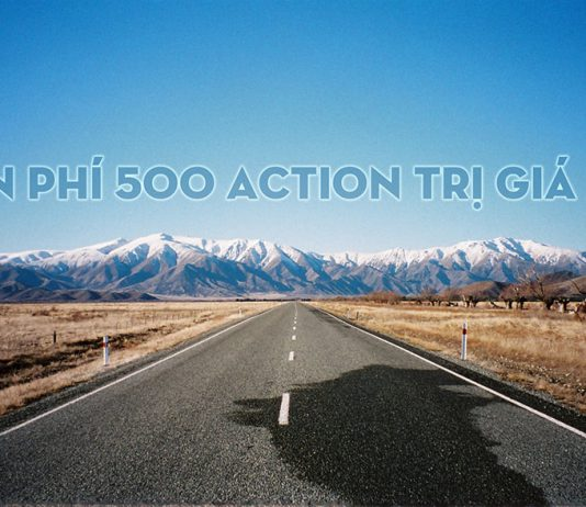 500 Premium Actions Photoshop