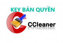 Ccleaner Pro Ban Quyen Su Dung