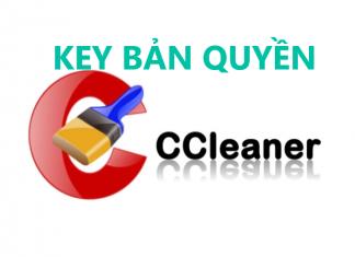 Ccleaner Pro Ban Quyen Su Dung
