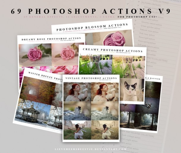Photoshop Action Premium 4