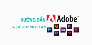 Hướng Dẫn Cài đặt Adobe Cc 2020 Full