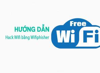 Hướng Dẫn Hack Wifi Bằng Wifiphisher
