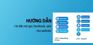 Huong Dan Cai Nut Goi Zalo Facbook